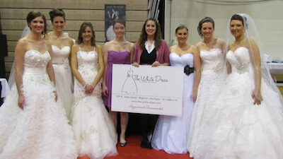 sample wedding gowns for sale