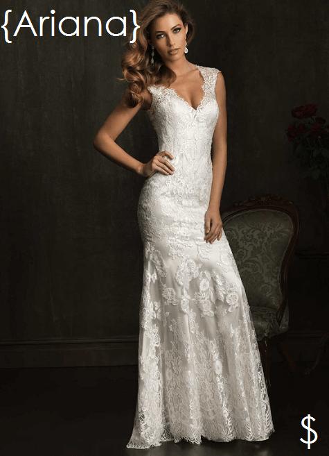 Sample Sale The White Dress