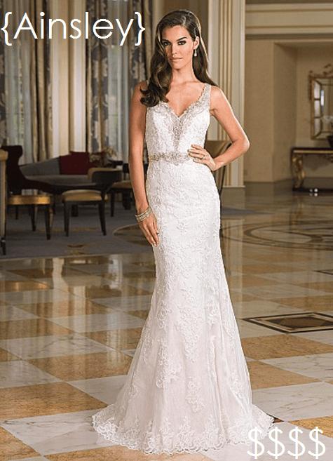Sample Sale - The White Dress