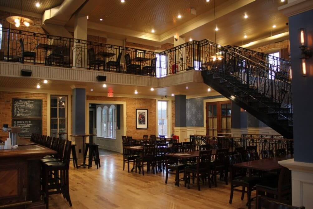 Brewery Becker wedding venue in Brighton, MI