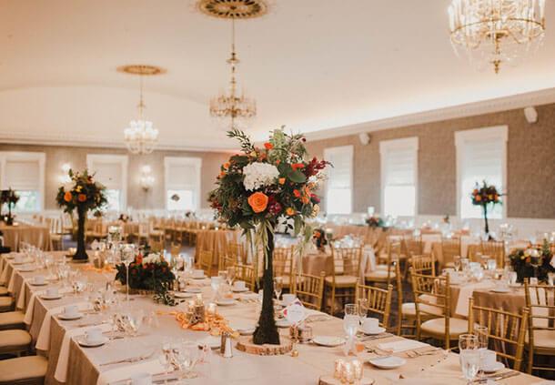 The Dearborn Inn wedding venue in Dearborn, MI