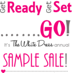 national bridal sale week