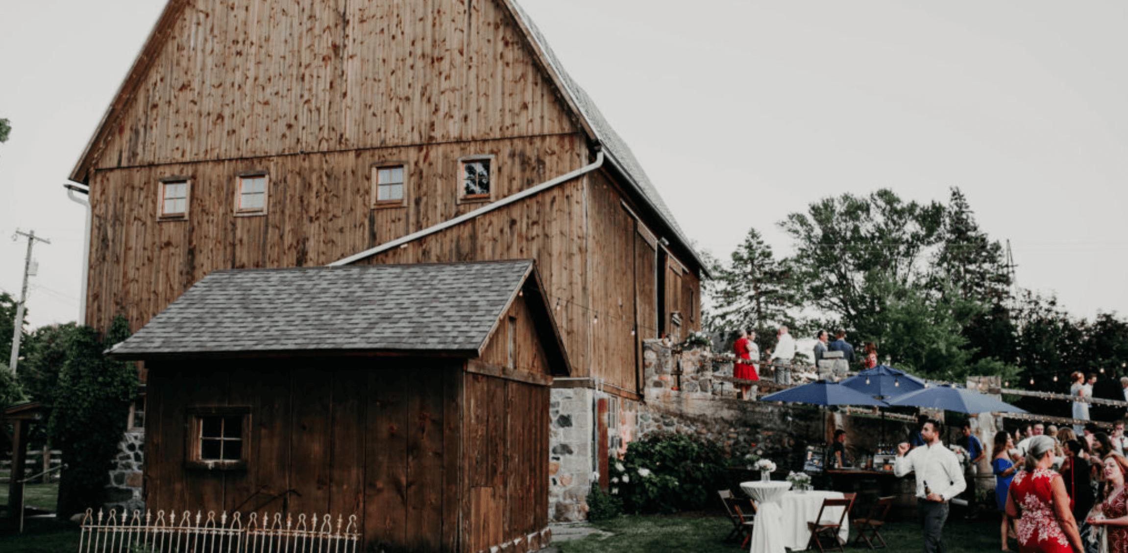 The Misty Farms wedding venue near Ann Arbor, MI