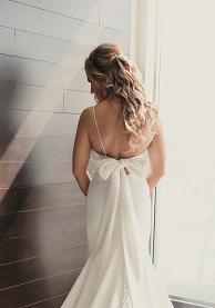 wedding dress samples
