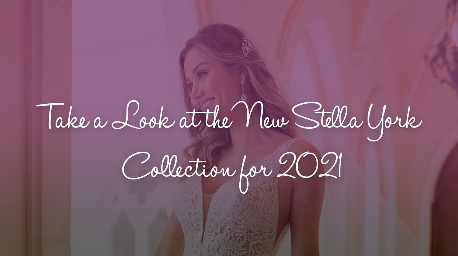 Take a Look at the New Stella York Collection for 2021