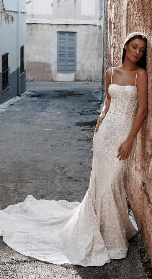 Abella wedding gown