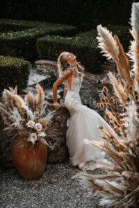 Abella wedding dress